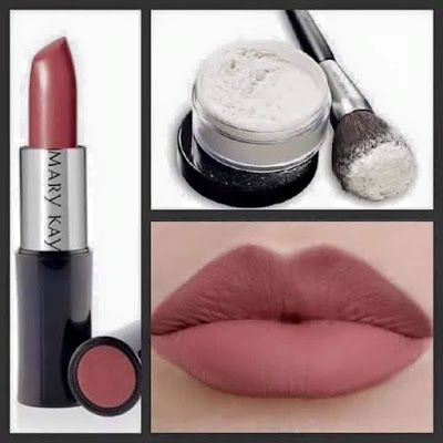 You already have your favorite Mary Kay lipstick, now make it matte!