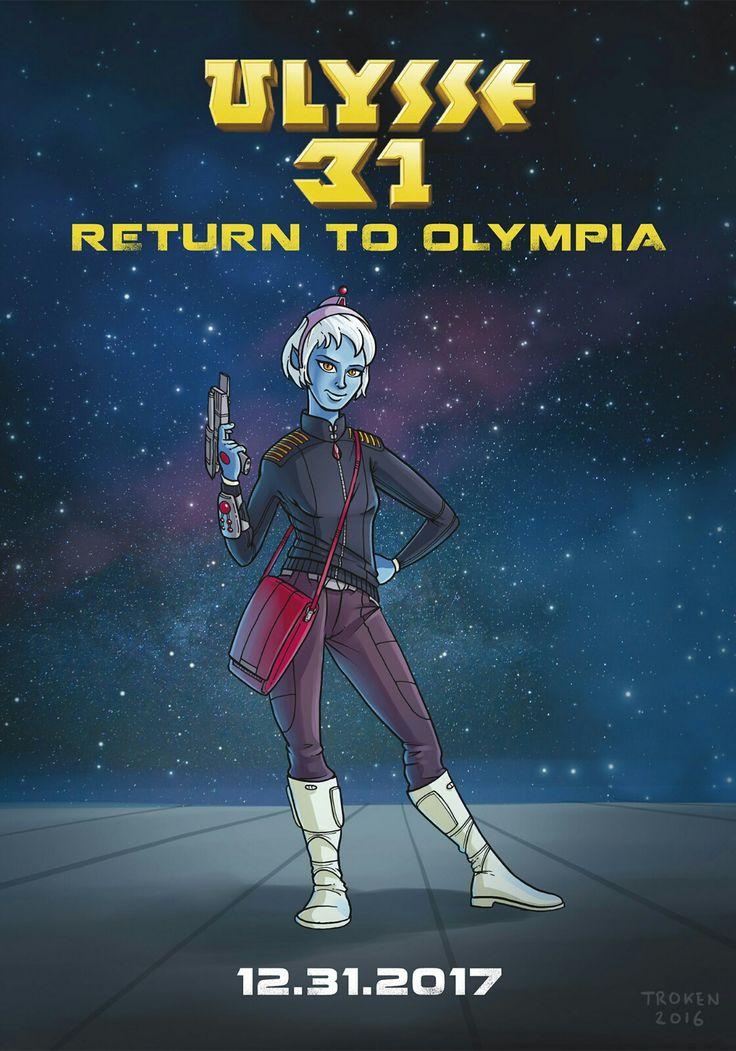 Yumi from Ulysses 31 (Ulysse 31)