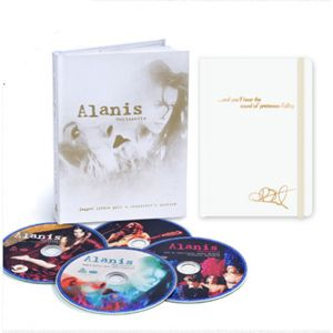Alanis Morissette / Jagged Little Pill 4CD Collector's Edition