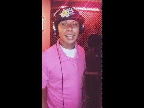 Grabacion en el estudio (franklin la profecia) - YouTube