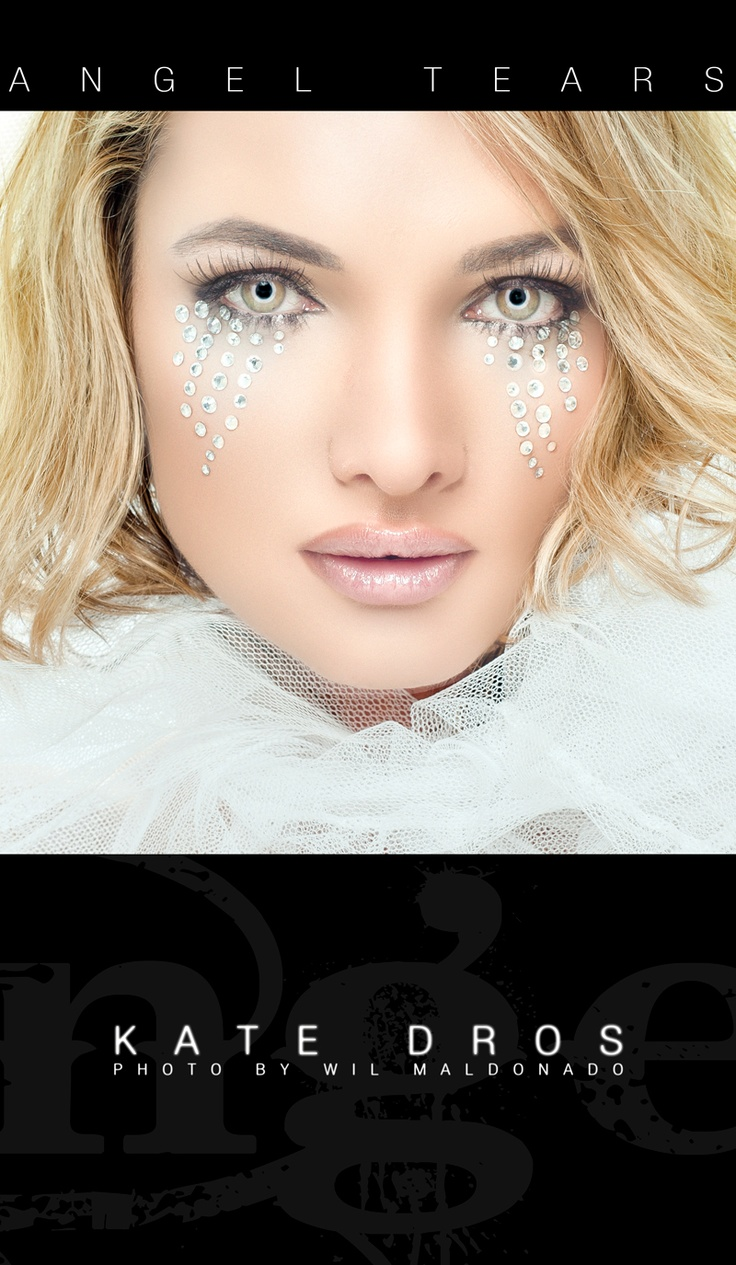 """Angel Tears"" of Crystals: Makeup, Angel Tear"