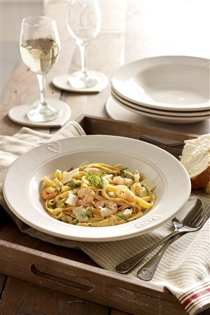 Love Pasta Bowls Set Of 4 from Next