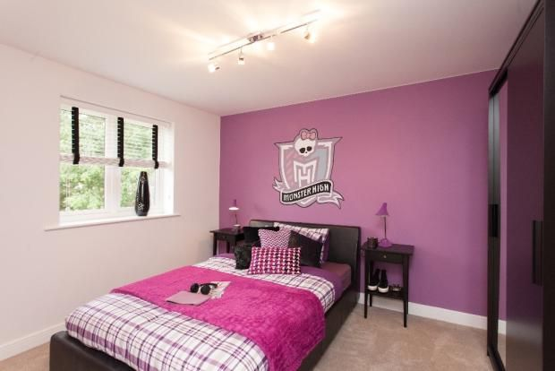The Laughton Nottingham by Bellway   Show home and Home staging to ...