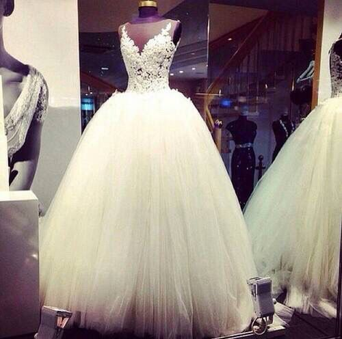 ❤️Wedding dress