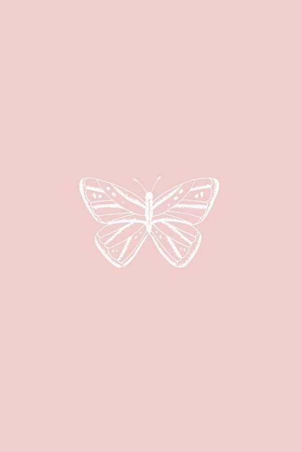 Butterfly Illustration Art Print By Bea Bloom Creative Design