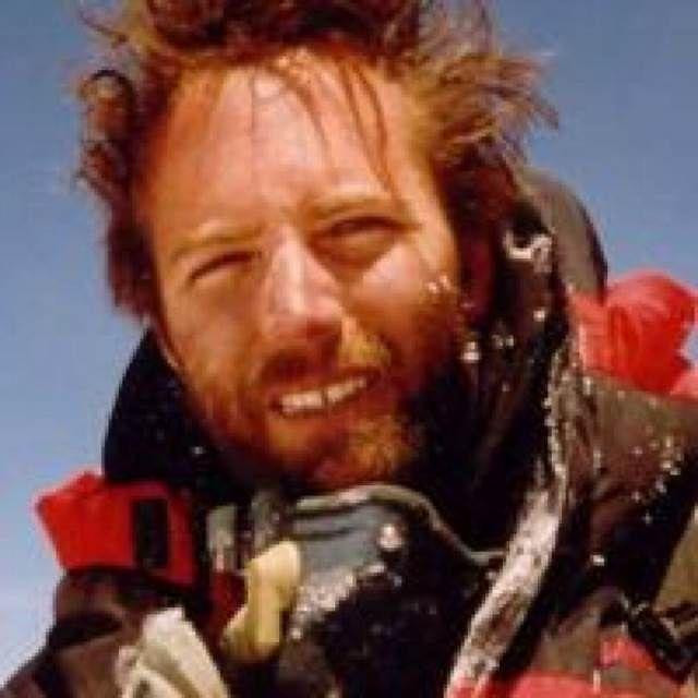 Image result for Everest Disaster Doug Hansen Body
