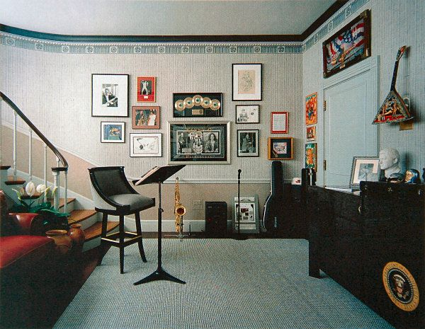 Rooms of the whitehouse | Music Room - White House Museum