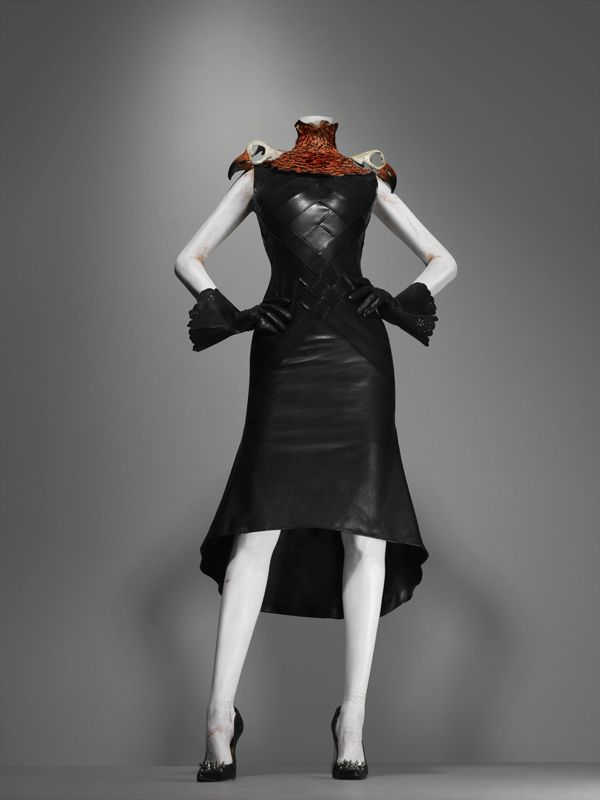 12 More Exotic Creations By Alexander McQueen