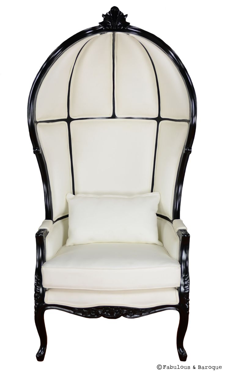 Items similar to bernhardt light pink ming accent chair on etsy - Victoire Balloon Chair White Black