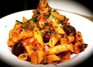 Denny Chef Blog: Penne alla calabrese