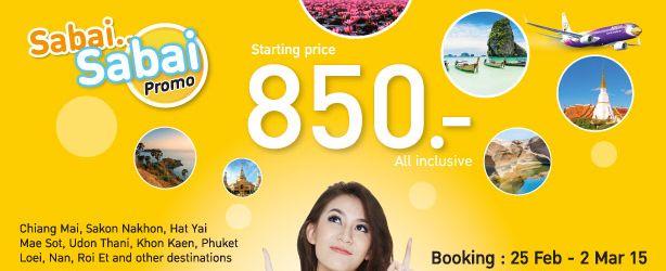 i.! Plan your trip with family & friends,Grab Sabai Promo #NokAir  See Detail: http://blog.airpaz.com/en/sabai-promo-nokair-25-feb-2-mar-2015/