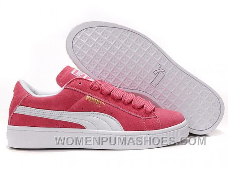puma shoes pink and white. women puma suede sneakers pink white for sale shoes and u