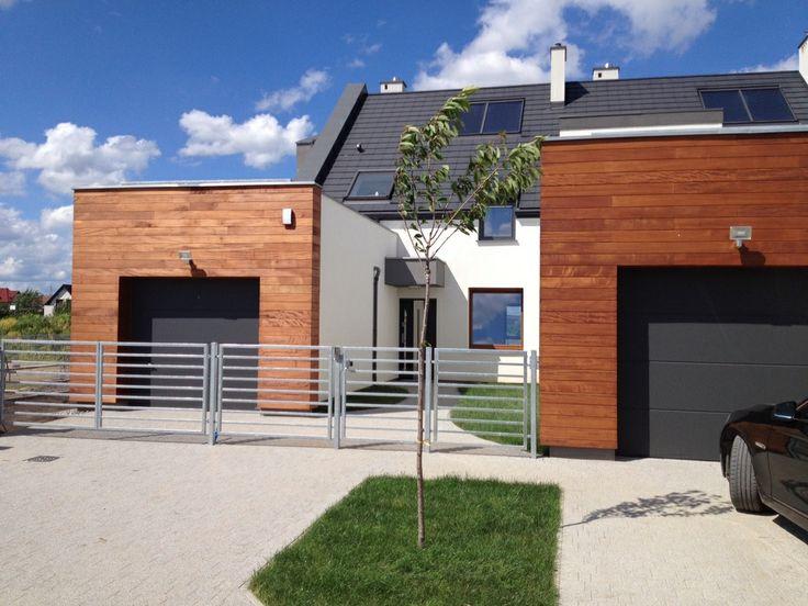 Tak prezentować będą się garaże na naszym Osiedlu Kolorowa.  http://osiedlekolorowa.pl/o-nas
