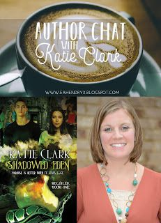 Thinking Thoughts: Katie Clark   Author Chat @eahendryx