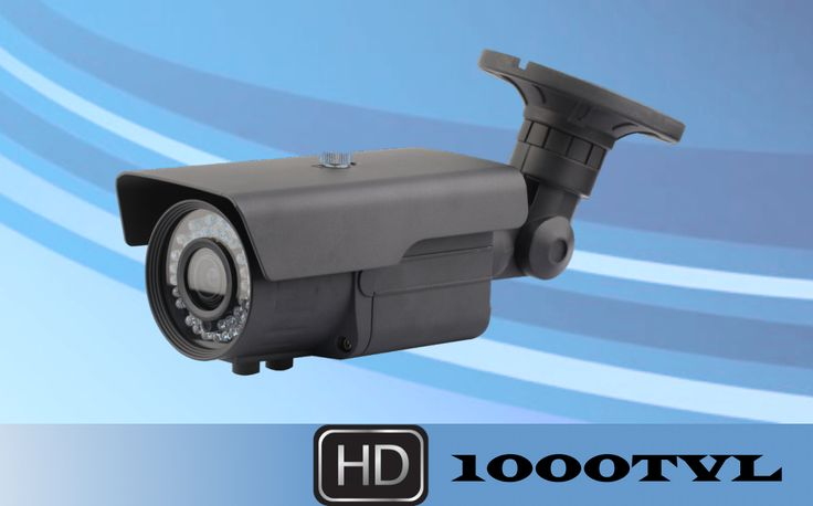 A2Z Security Cameras - A2Z TruView 1000TVL IR Bullet Security Camera is a great example of next generation CCTV High Resolution video surveillance. When paired with DVRs of the 960H or 1280H standard, it delivers over 35% more detail than traditional 4CIF CCTV systems. (http://www.a2zsecuritycameras.com/cctv-security-cameras.html)