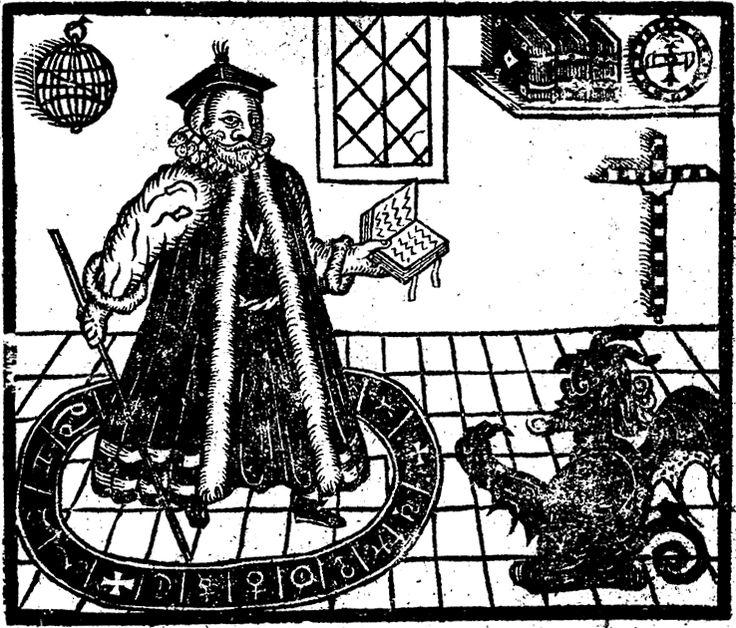 360 best the page and the screen the page images on pinterest woodcut from late edition of marlowes famous play depicts dr faustus summoning the devil from his magic circle fandeluxe Choice Image