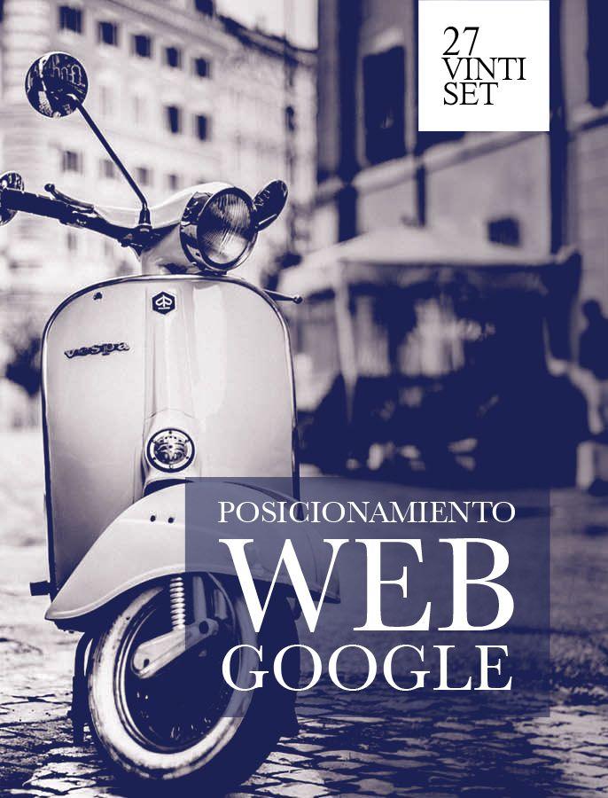 Diseño Web + Posicionamiento Web en Google!!!  + info en http://vinti7.com