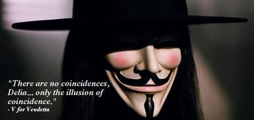 Image result for there are no coincidences only the illusion of coincidence