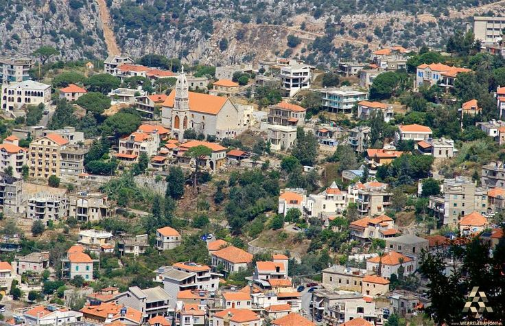 Good morning form #Beit_Chabab صباح الخير من #بيت_شباب By Ali Badawi  #Lebanon #WeAreLebanon