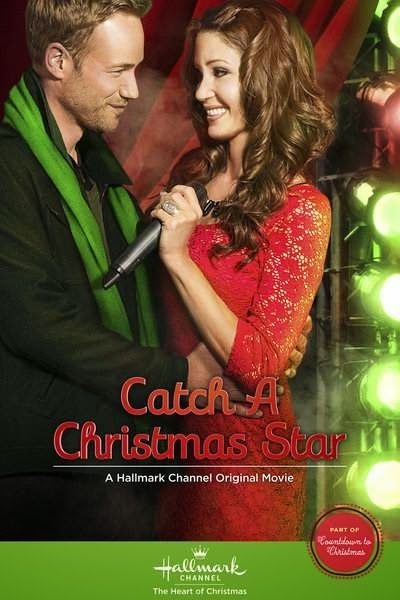 """""""Catch A Christmas Star"""" - I love waiting for all the new Christmas movies every year. This is a good one!"""