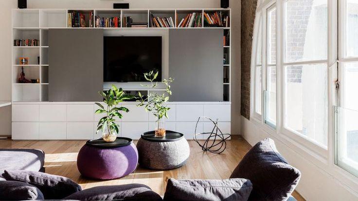 18 best Romain Chesnel Architecte d\u0027intérieur images on Pinterest - Comment Installer Un Four Encastrable Dans Un Meuble