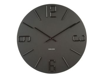 Present Time - Wall clock Relief