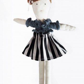 Dancing Queen lalka + dwa komplety ubranek