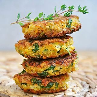 Veggie Patties Recipe no. 6 | This is a healthy vegan falafel recipe, without…