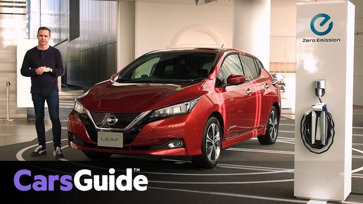Nissan Leaf 2018 review: first drive video