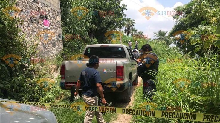 Degüellan a un hombre en la colonia Independencia de Jiutepec