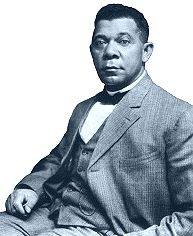 Born into slavery, Booker T. Washington, 1856-1915, was the most prominent spokesperson for African Americans after the death of Frederick Douglass. Washington sought social betterment for Black Americans through economic progress.  In 1881 he left Hampton Univ. to found the Tuskegee Normal School in Alabama. African-Americans have criticized Washington for what they saw as his position that university education was basically irrelevant for blacks, who should concentrate on vocational…
