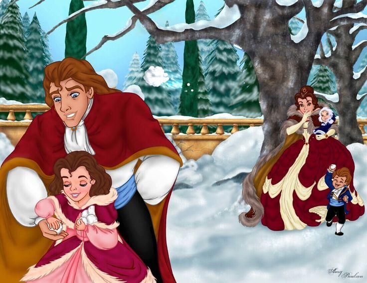 Belle & family