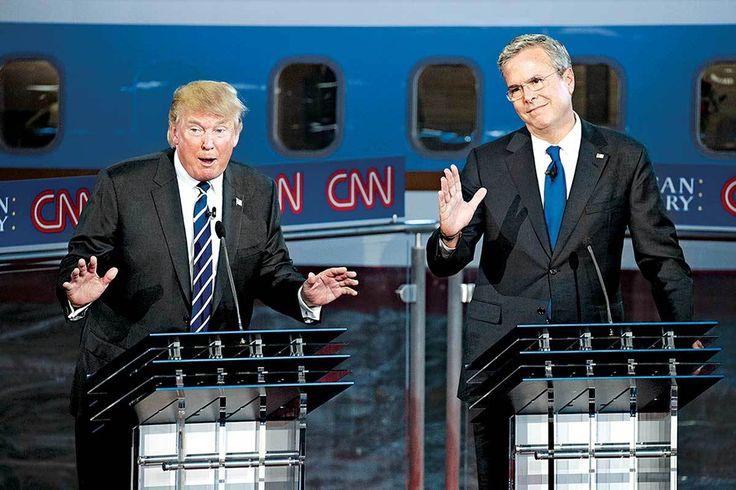 Un mentiroso compulsivo llamado Donald Trump