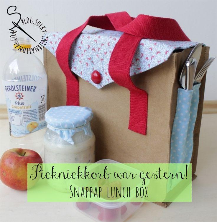 Picknickkorb war gestern! – SULKY® Blog