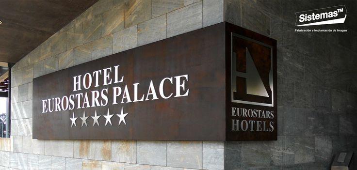 Cambio de #imagen de Eurostars Hotels Palace #Cordoba ***** realizado por @Sistemas TM
