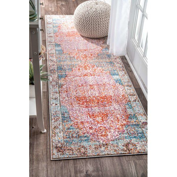 You'll love the Ernesto Orange Area Rug at AllModern - With Great Deals on modern Décor + Pillows products and Free Shipping on most stuff, even the big stuff.