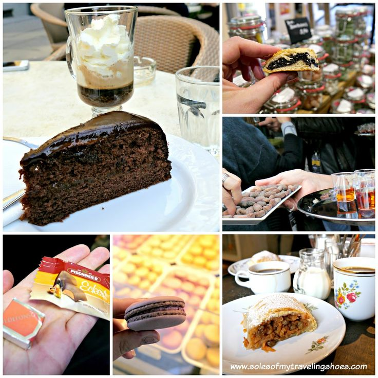 Because I was in Vienna for a work event, our company organized tours for us. I chose the Sweet Vienna Tour, because I wanted to walk around the city and get my bearings and, well, who doesn't love coffee, cake, and chocolate? Our tour started with 24 of my co-workers (from all over the ... [Read more...]