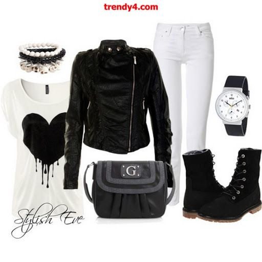 teen outfits 2013 - Not loving the jacket but them rest is tots adorbs