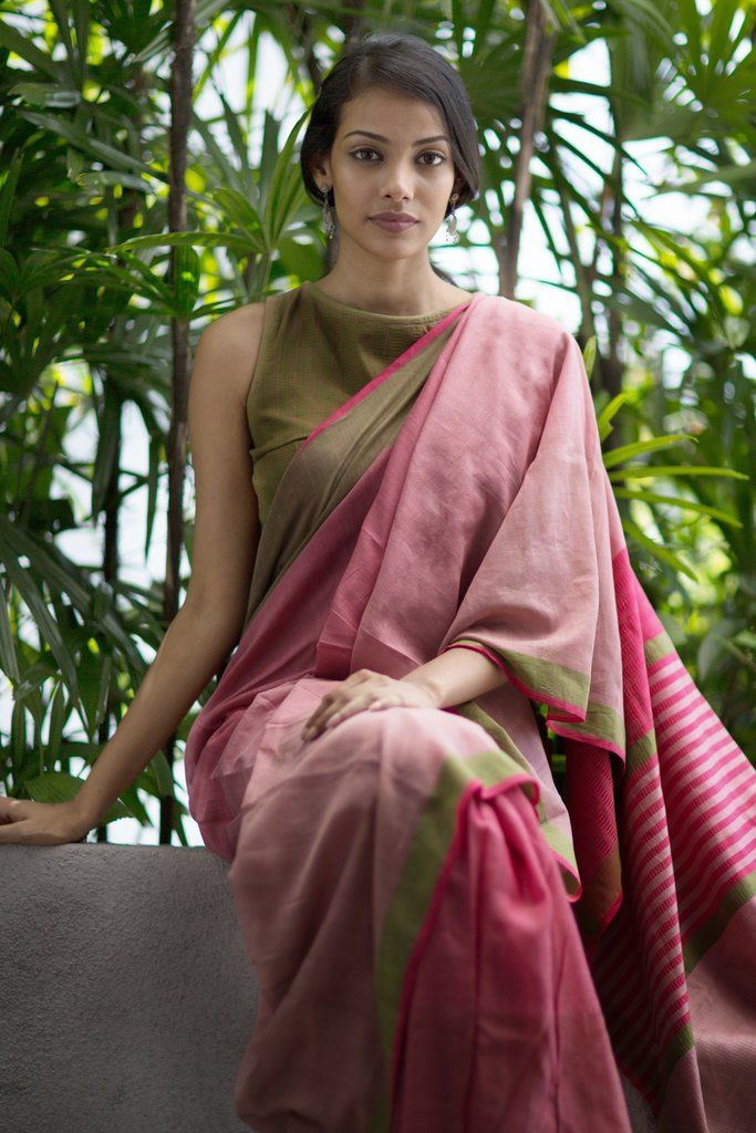 Rose Buds Saree from FashionMarket.lk