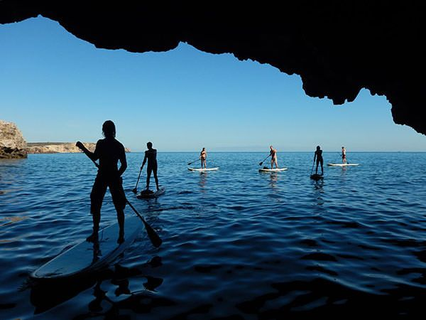 SUP Algarve | Stand Up Paddle Tours
