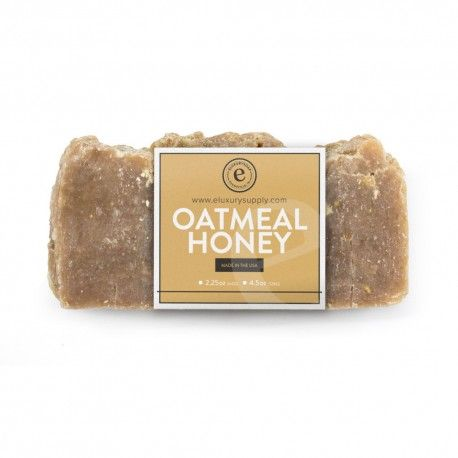 Oatmeal & Honey Handmade Soap | Soaps, The o'jays and Honey