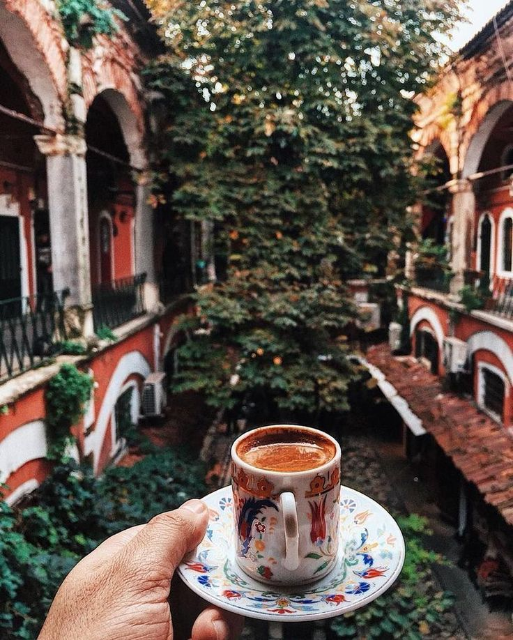 Shop til you drop at the Grand Bazaar and then re-energize with a piping cup of Turkish Coffee!⠀ ⠀ :mstfatyfn/IG⠀