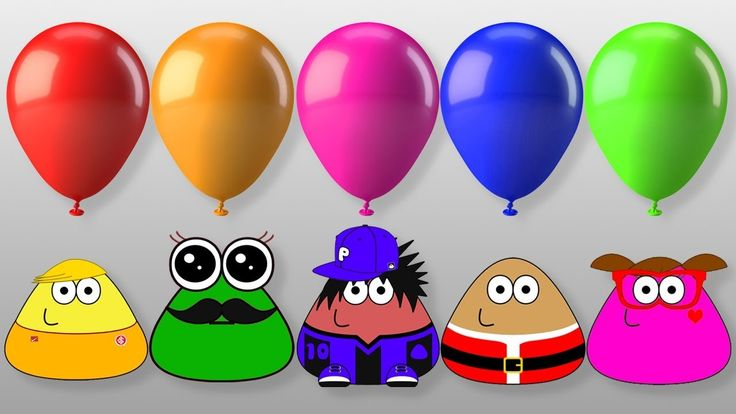Learn Colors with Pou and Balloon Blasting Finger Family Nursery Songs for Kids Children Toddlers Learn Colors with Pou and Balloon Blasting Finger Family Nursery Songs for Kids Children Toddlers https://youtu.be/AoZuo83inuc  Finger Family Song Lyrics : Daddy finger daddy finger where are you? Here I am here I am. How do you do? Mommy finger Mommy finger where are you? Here I am here I am. How do you do? Brother finger Brother finger where are you? Here I am here I am. How do you do? Sister…