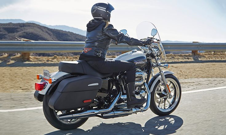 2014 Harley-Davidson® Sportster® SuperLow® 1200TMotorcycles Photos & Videos