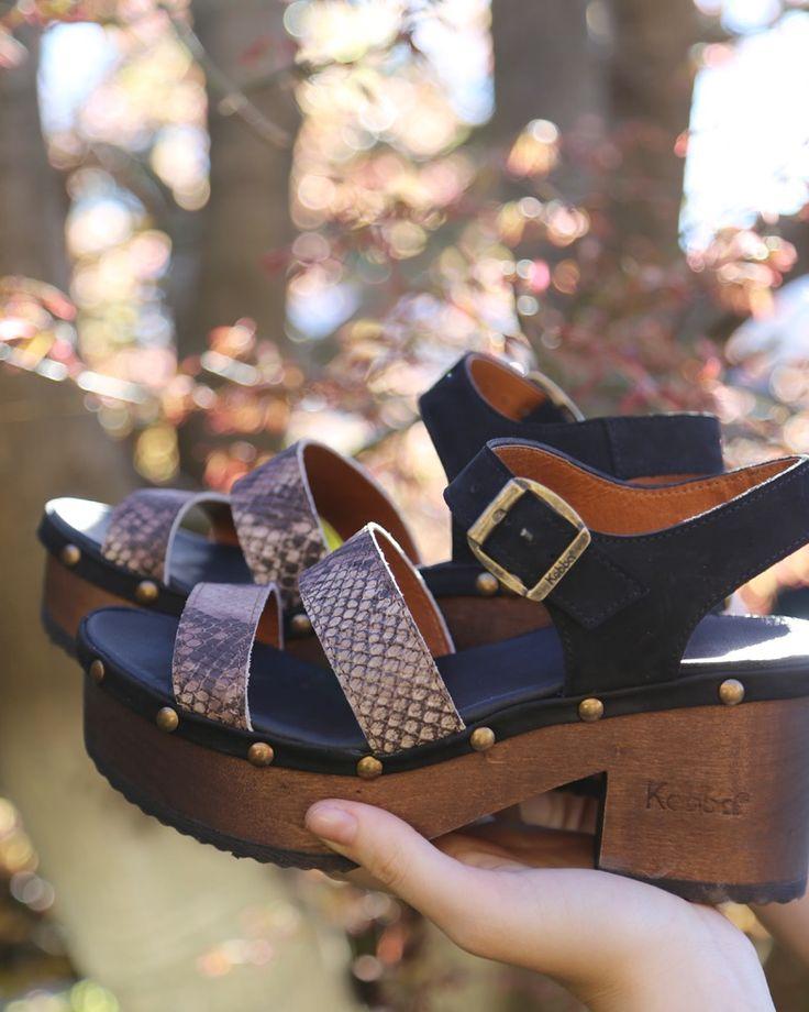 Bua Bea - Cobra Negro Moro Kebba Shoes