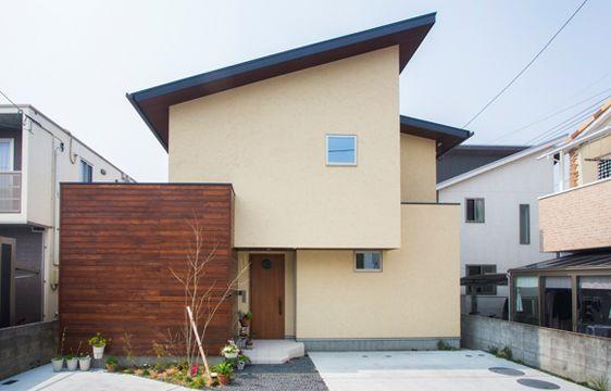 チークカラーの家 滋賀 注文住宅 ルポハウス