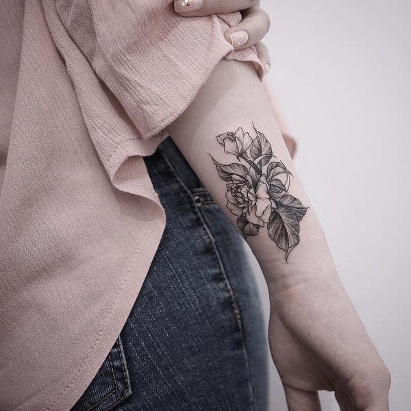 Wrist tattoos for women, bracelet for girls