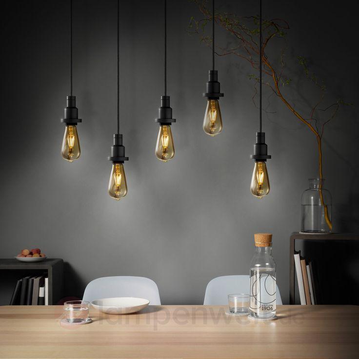 Vintage Edition 1906 PenduLum  #bulb #edisonbulbs #Vintage-Stil #Vintage #Industrial #Industriell #LED #LEDFilament #Filamentlampe #Retro