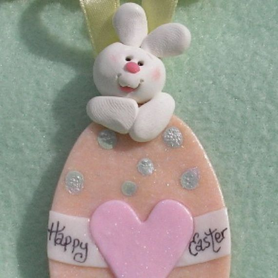 Easter Hoiday Crafts, Polymer Clay ideas