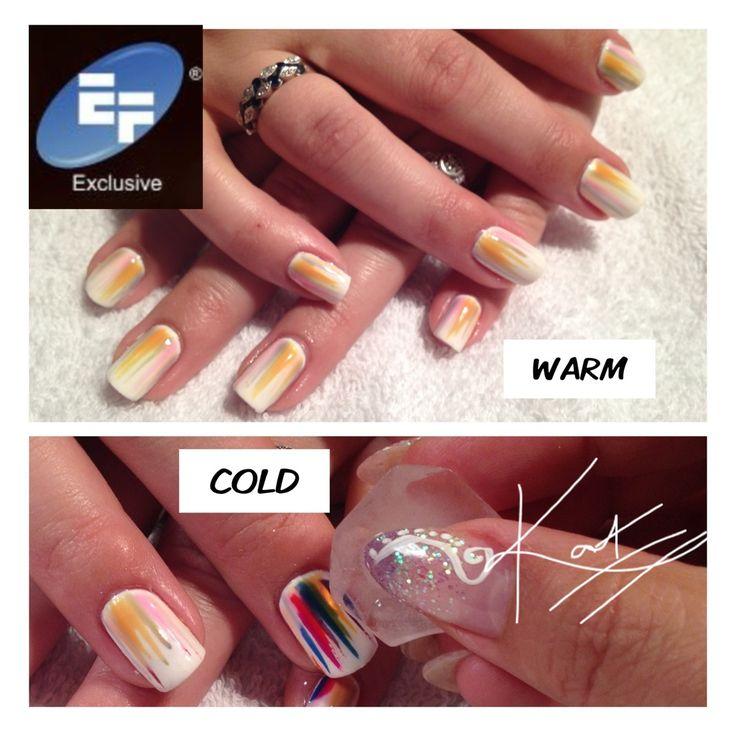 SHADE colour changing gel polish
